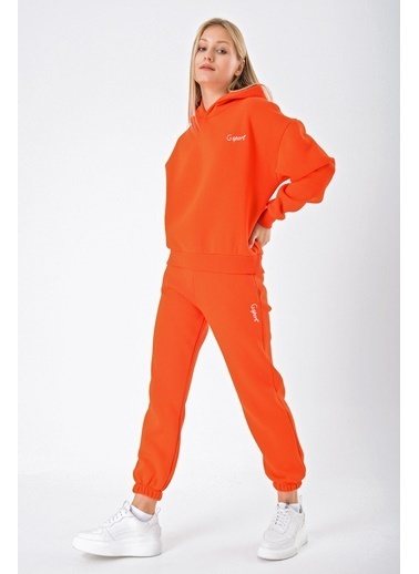 Goja Sport Sweatshirt Oranj